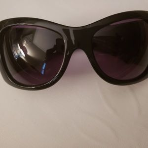Never worn Jimmy Choo sunglasses